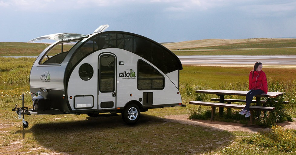 unusual tiny rvs.  Alto Caravans Australia and New Zealand